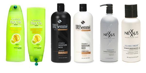 хороший шампунь для сухих волос