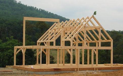 построить каркасный дом дешево под ключ