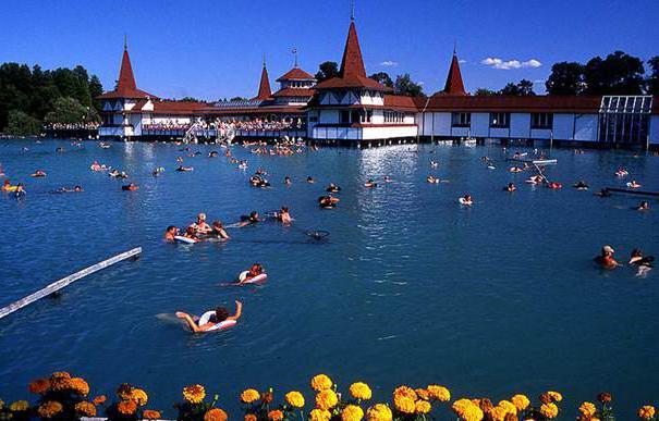 озеро хевиз венгрия противопоказания