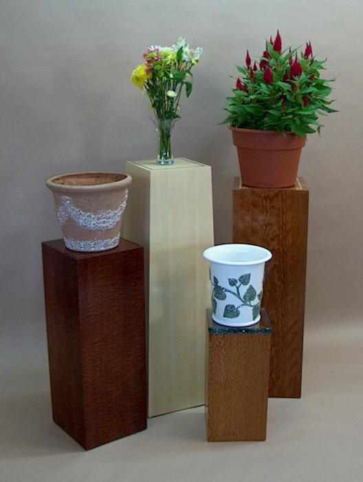 Подставка под растения своими руками фото 950