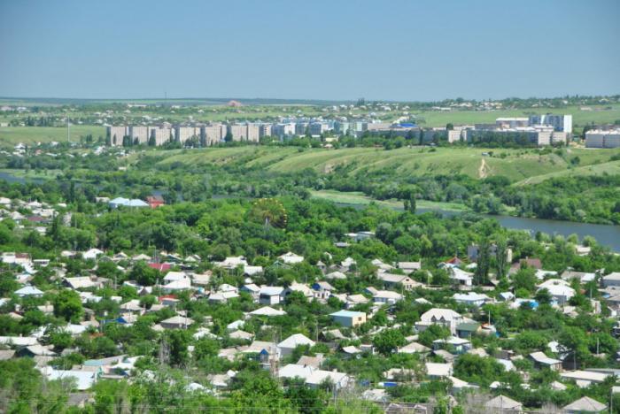 Rostov region white kalitva