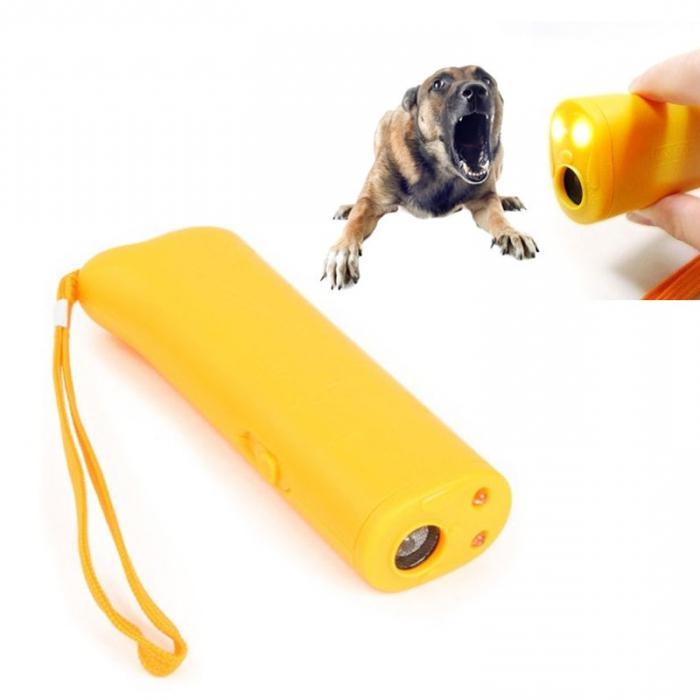 ультразвуковой отпугиватель собак видео
