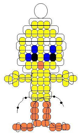 Схемы плетение из бисера для начинающих детей: простые уроки.
