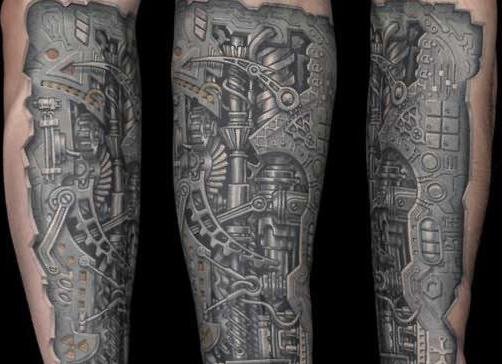 Types of tattoos on the shoulder