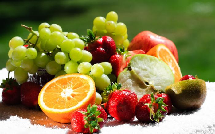 раздельное питание, совместимость продуктов
