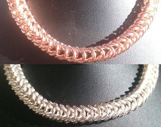Виды плетения золотых цепочек для мужчин (63 фото)