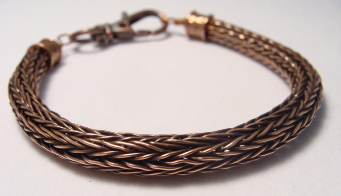 Плетение серебряных цепочек для мужчин