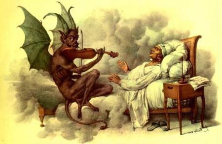 демоны во сне