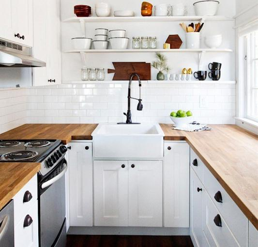 apartment repair do-it-yourself kitchen