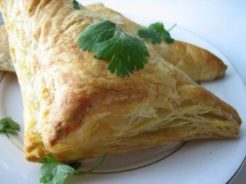 быстрый и вкусный рецепт пирожков в духовке