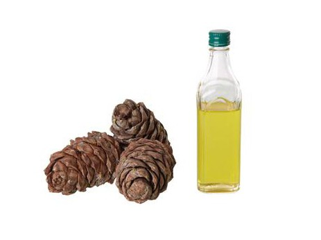 Cedar oil