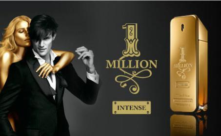 paco rabanne one million male