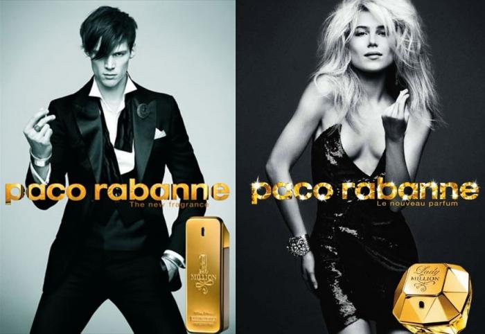paco rabanne one million reviews