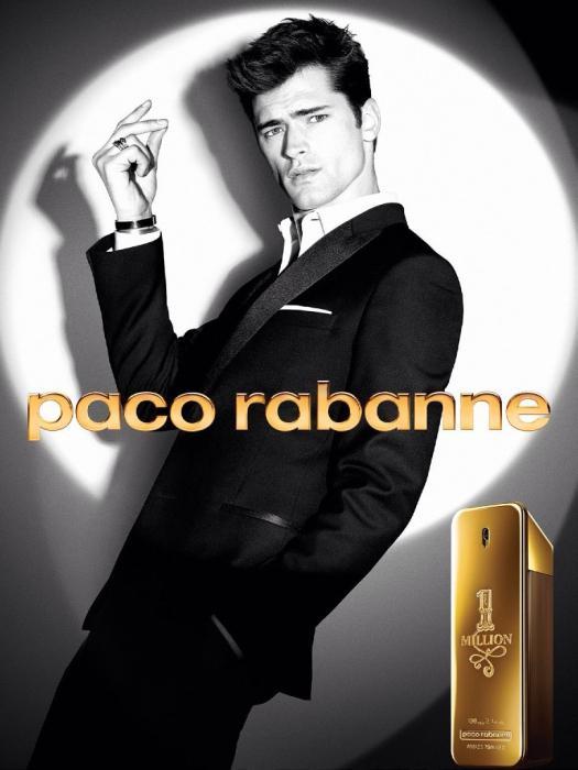 one million paco rabanne photo