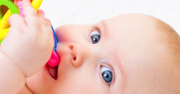 какие зубы режутся первыми у ребенка