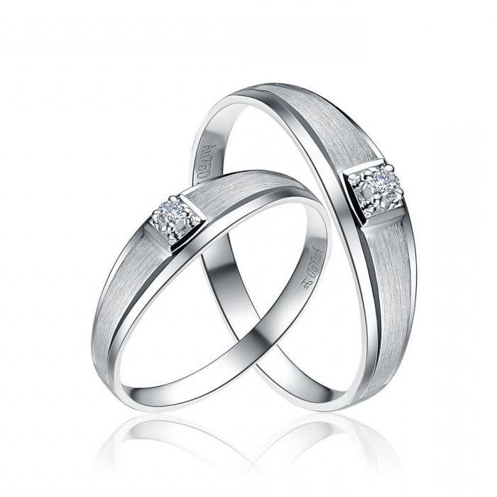кольцо из золота без камней