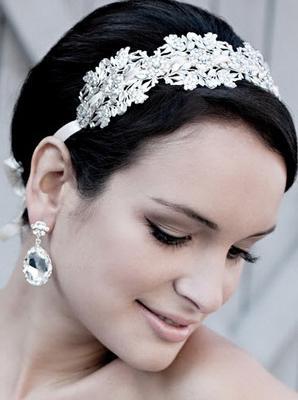 Украшения на голову невесты своими руками
