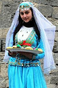 women names modern Azerbaijan