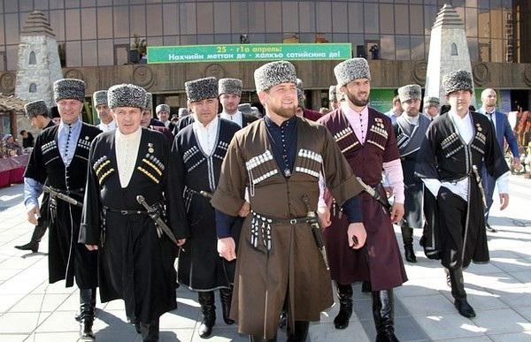 male Chechen names