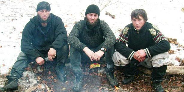 Chechen names and surnames for men
