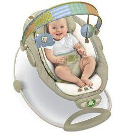 шезлонг для новорожденных отзывы фото