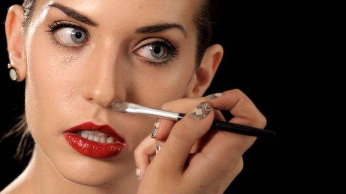 Моделирование пластики носа онлайн