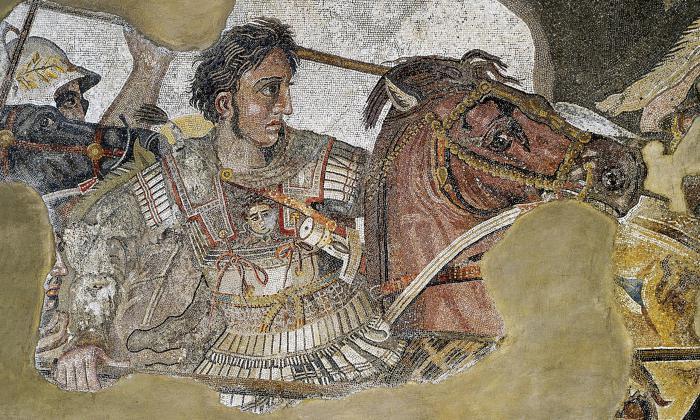 Величайшие сражения древности от Египта до Рима :: SYL.ru