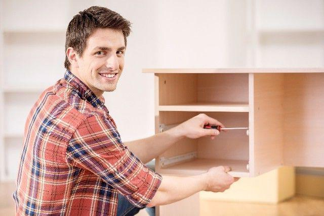 furniture assembler resume