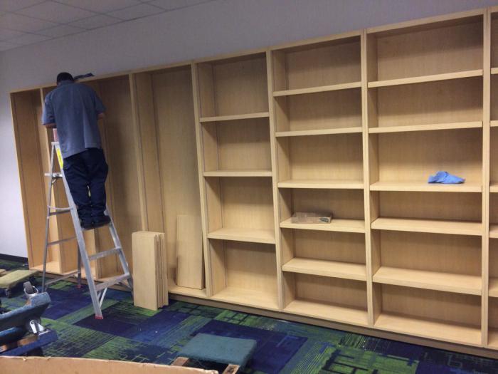 cabinet furniture assembler