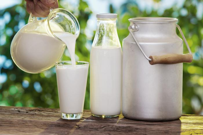 pasteurization and cooling milk