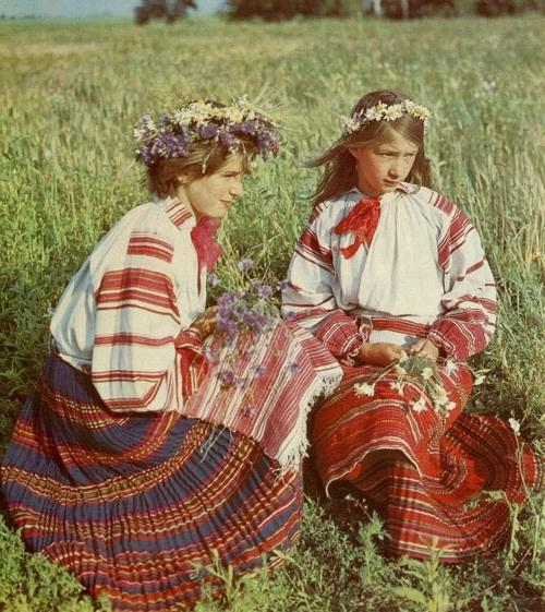 list of old Russian female names