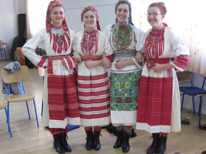 beautiful old Russian female names