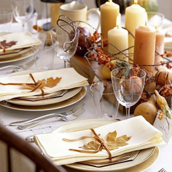 table decoration newlyweds