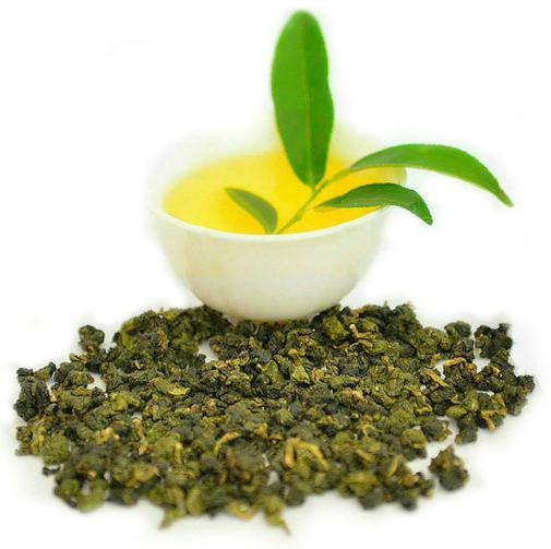 Milk Chinese green tea