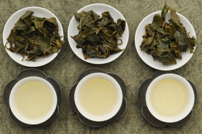 How to brew milk green tea