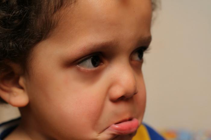 ненавижу орущих детей