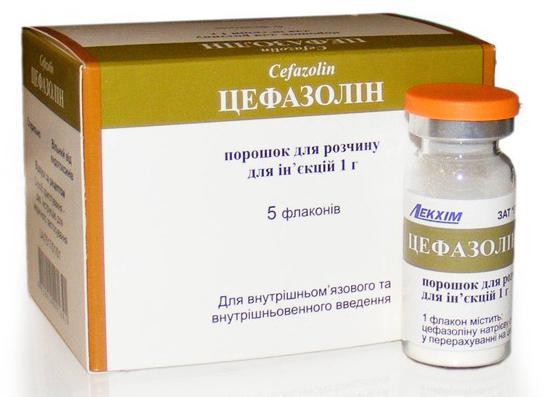 цефазолин уколы отзывы