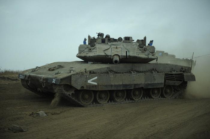 Israeli tank Merkava 4 characteristics