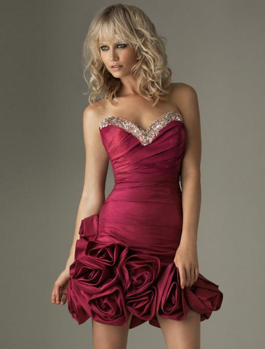 модные виды платьев