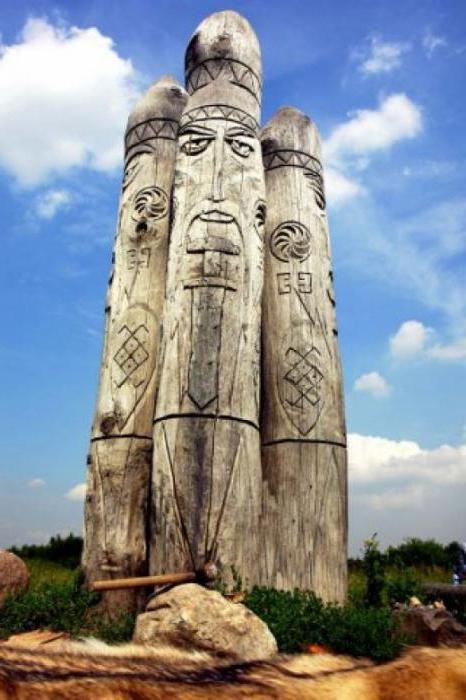 Slavic myths and legends
