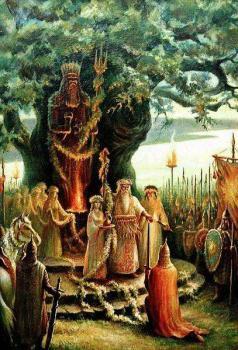 sun god in slavic myths
