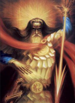 slavic myths the creation of the earth