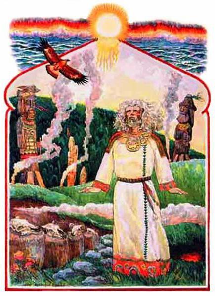 Slavic myths summary