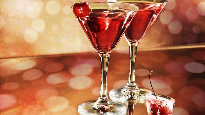 cherry juice wine