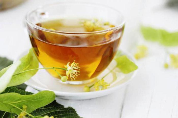 польза липового чая при похудении