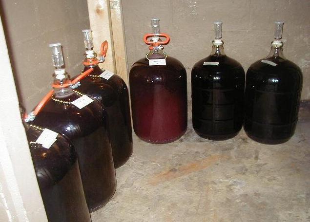 Вино без дрожжей в домашних условиях