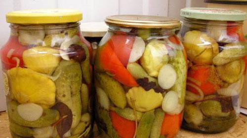 рецепты заготовок салатов из зеленых помидор на зиму
