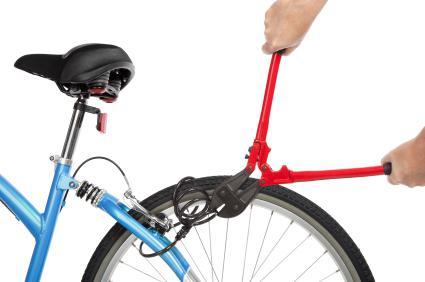 замок для велосипеда