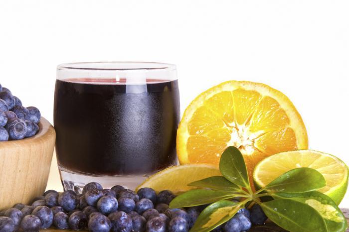Настойка из черники в домашних условиях на спирту