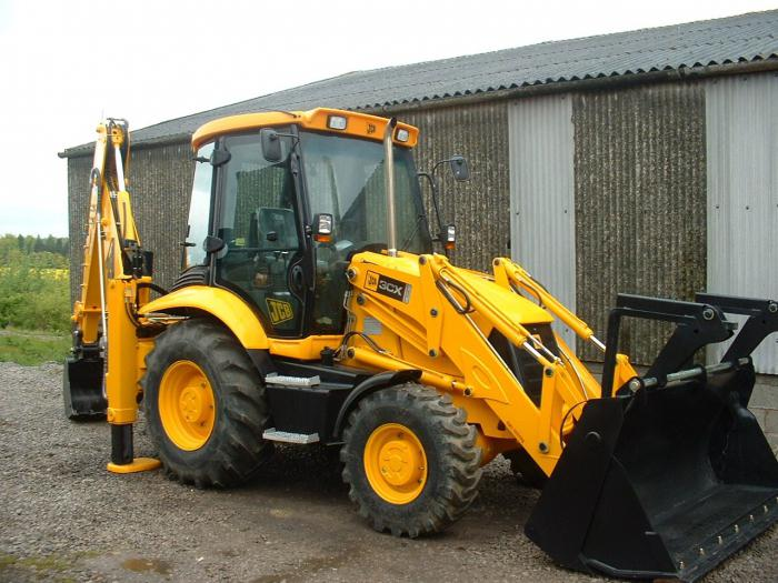 jcb 3cx specifications